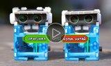 Баттл солнечных роботов 14 в 1! Оригинал CIC vs Китайская подделка
