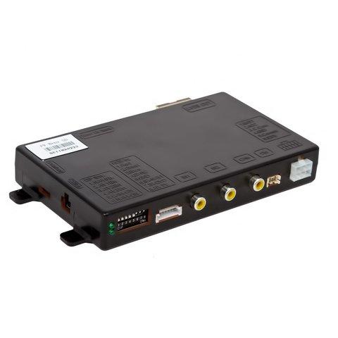 Видеоинтерфейс для Mercedes Benz ML GL 2009∼ с системой Comand NTG 2.5