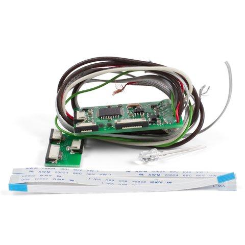 Мультифункциональный универсальный контроллер сенсорного стекла TSC 206IM