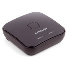 Автомобильный адаптер APCAST для дублирования экрана Smartphone iPhone с HDMI выходом - Краткое описание