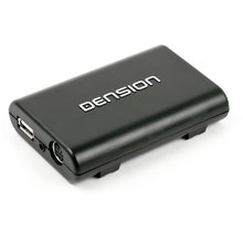 Adaptador de USB iPod Dension Gateway 300 para Ford GW33FC1  - Descripción breve