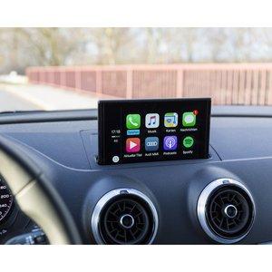 """Adaptador Android Auto y CarPlay para Audi Q3 modelos 2013 2018 con pantalla de 5.8"""""""