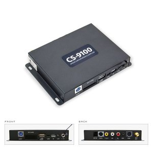 CS9100RV Navigation Box with 2 Video Inputs