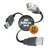Z3X-Box Cables Set for LG (24 pcs.)