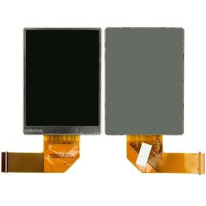 Pantalla LCD para cámaras digitales Medion MD86072; Kodak M340, M341, M41, M530, MD41; Fujifilm J28, J38; Pentax E80