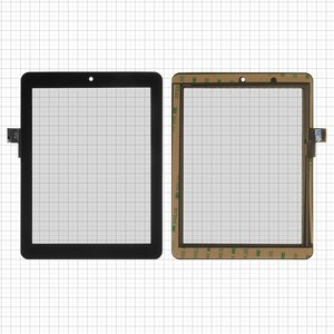 Cristal táctil para tablet PC China-Tablet PC 8
