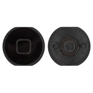 Cubierta de botón HOME para tablet PC Apple iPad Mini, negro