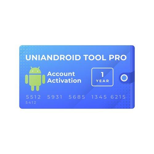 Activación Uni-Android Tool