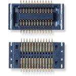 Коннектор дисплея для Nokia 3120c, 3600s, 3720c, 5310, 5320, 5610, 5630, 5700, 6110n, 6120c, 6220c, 6300, 6303, 6303i, 6350, 6500c, 6500s, 6600i, 6600s, 6650f (внешний), 6720c, 6730c, 7310sn, 7500, 7610sn, 8600, E51, E65, E90 (внешний), N71, N73, N93