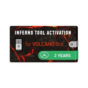 2-годовая активация Inferno для Volcano Box