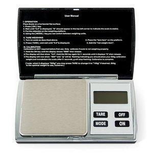 Кишенькові електронні ваги  YF-W5 300 г/0,05 г