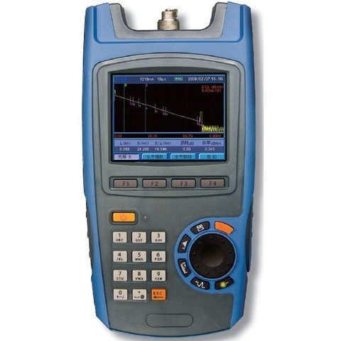 Оптичний рефлектометр DVP 321