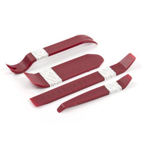 Набір інструментів для знімання обшивки 4 шт – поліуретан
