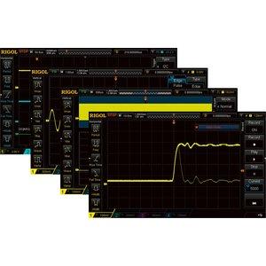 Програмне розширення RIGOL MSO5000-EMBD для декодування I2C, SPI