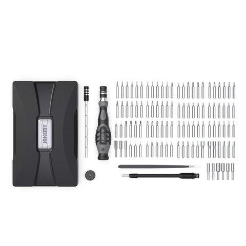 Набір для ремонту мобільних телефонів і планшетів Jakemy JM 8176 106 в 1