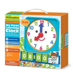 STEAM-набір 4М Мій перший годинник