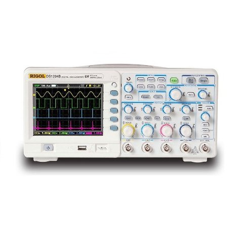 Digital 4 channel Oscilloscope RIGOL DS1204B