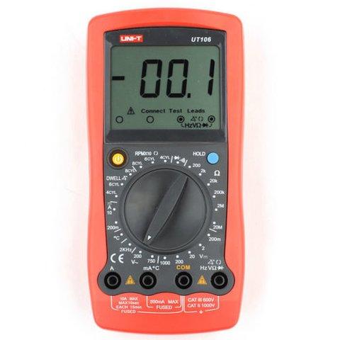Digital Automotive Multimeter UNI T UT106