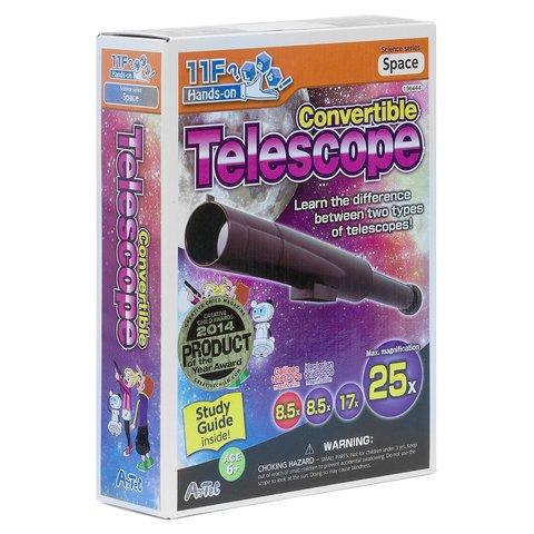 ArTeC Hands-on Lab Convertible Telescope